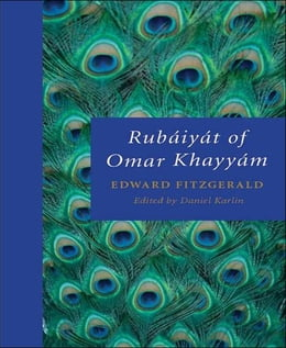 Book Rubaiyat of Omar Khayyam by Edward FitzGerald