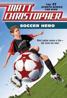 Book Soccer Hero by Stephanie Peters