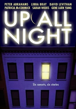 Book Up All Night by Peter Abrahams