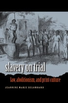 Slavery on Trial: Law, Abolitionism, and Print Culture by Jeannine Marie DeLombard