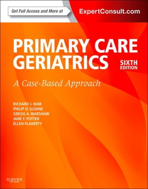 Ham's Primary Care Geriatrics A Case-Based Approach