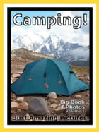 Just Camping Photos! Big Book of Photographs & Pictures of Tents & Camping, Vol. 1 by Big Book of Photos