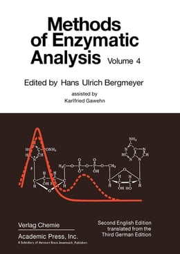 Book Methods of Enzymatic analysis V4 by Hans-UIrich Bergmeyer