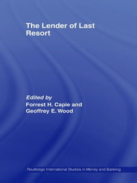 The Lender of Last Resort