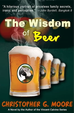 Book The Wisdom of Beer by Christopher G. Moore