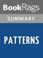 Patterns by Amy Lowell l Summary & Study Guide by BookRags