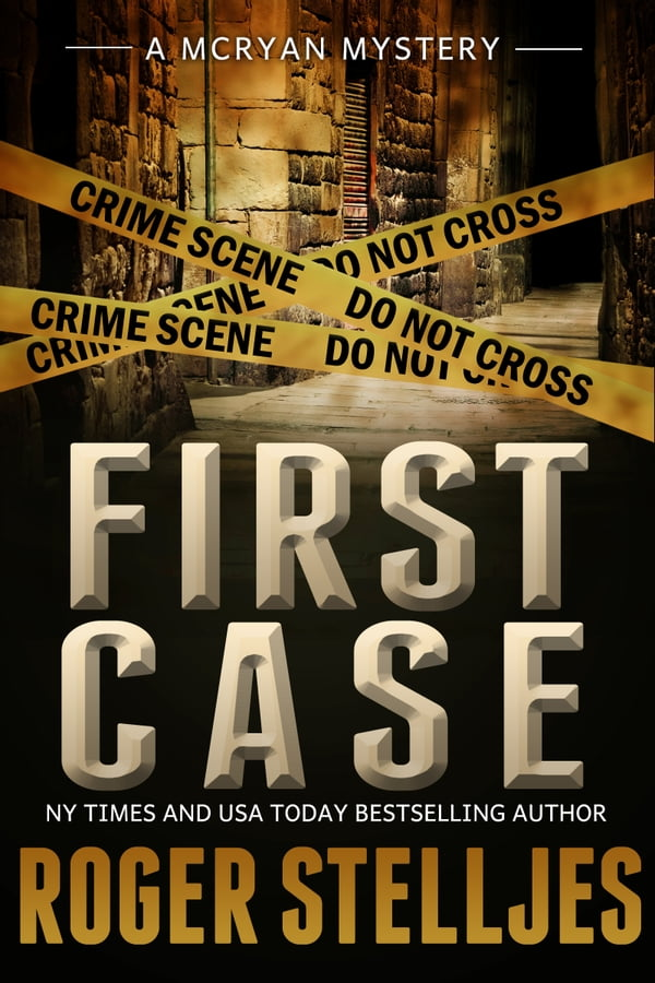 FIRST CASE: Murder Alley cover image