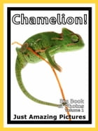 Just Chamelion Lizard Photos! Big Book of Photographs & Pictures of Chamelions Lizards, Vol. 1 by Big Book of Photos