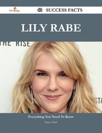 Lily Rabe 42 Success Facts - Everything you need to know about Lily Rabe