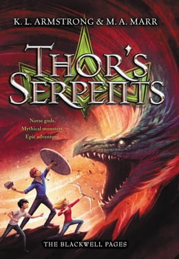 Book Thor's Serpents by K. L. Armstrong