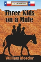 Three Kids On A Mule by William R. Meador