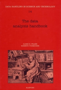 Book The Data Analysis Handbook by Frank, I.E.