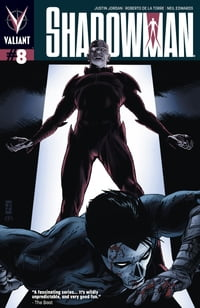 Shadowman (2012) Issue 8