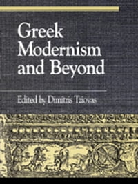 Greek Modernism and Beyond