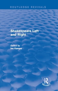 Shakespeare Left and Right