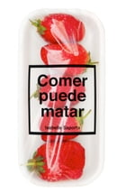 Comer puede matar by Isabelle Saporta