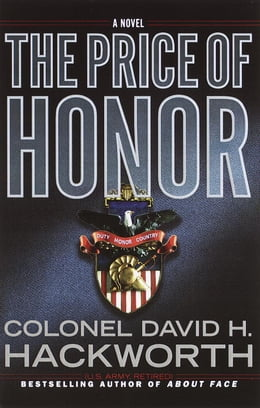 Book The Price of Honor by David Hackworth