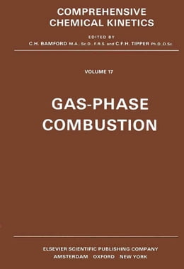 Book Gas Phase Combustion by Compton, R.G.