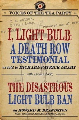 Book I, Light Bulb with Bonus eBook by Michael Patrick Leahy