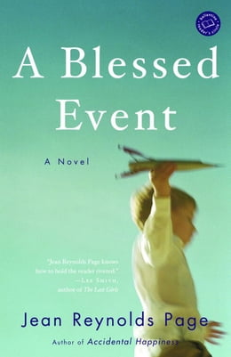 Book A Blessed Event: A Novel by Jean Reynolds Page