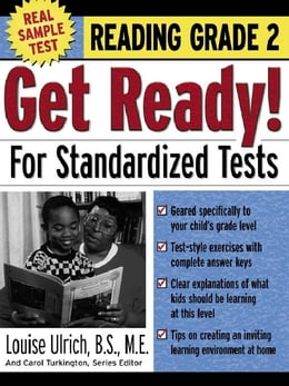 Book Get Ready! For Standardized Tests : Reading Grade 2 by Ulrich, Louise