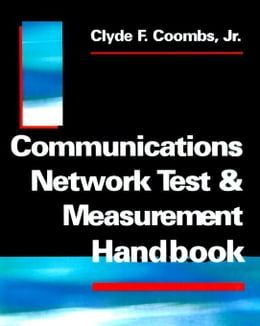 Book Communications Network Test & Measurement Handbook by Coombs, Clyde