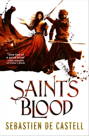 Saint's Blood The Greatcoats Book 3