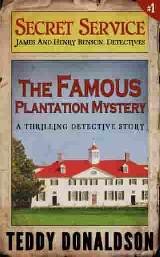 The Famous Plantation Mystery: Detective Thriller Series, #1