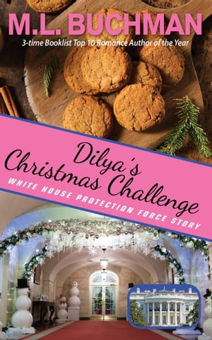 Dilya's Christmas Challenge: a White House Protection Force story by M. L. Buchman