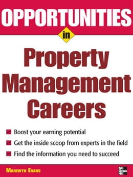 Book Opportunities in Property Management Careers by Evans, Mariwyn