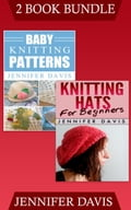 "(2 Book Bundle) ""Knitting Hats for Beginners"" & ""Baby Knitting Patterns 345c397c-f592-4839-8a88-8fb491154699"