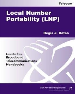 Book Local Number Portability by Bates, Regis