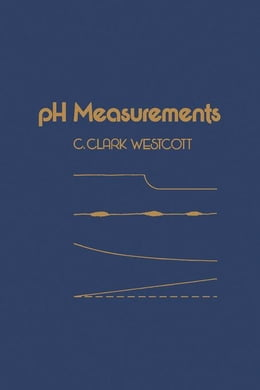 Book Ph Measurements by Westcott, C