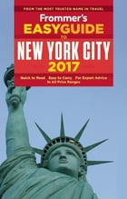 Frommer's EasyGuide to New York City 2017 Cover Image