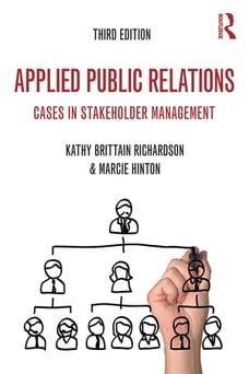 Applied Public Relations: Cases in Stakeholder Management