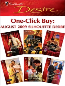 One-Click Buy: August 2009 Silhouette Desire: An Anthology