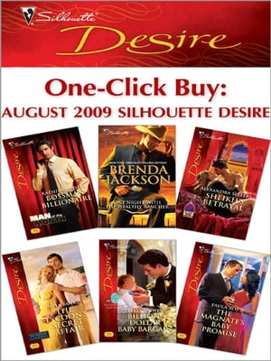 One-Click Buy: August 2009 Silhouette Desire: An Anthology by Kathie DeNosky