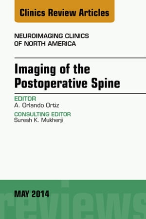 Imaging of the Postoperative Spine,  An Issue of Neuroimaging Clinics,