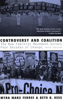Book Controversy and Coalition by Ferree, Myra Marx