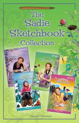 Book The Sadie Sketchbook Collection by Naomi Kinsman