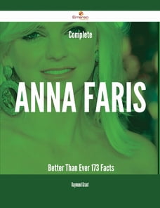 Complete Anna Faris- Better Than Ever - 173 Facts