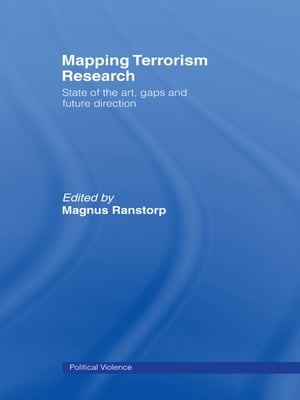 Mapping Terrorism Research State of the Art,  Gaps and Future Direction