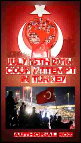 July 15th 2016 Coup attempt in Turkey by celal boz