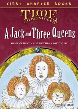 Book Oxford Reading Tree First Chapter Books: Jack and the Three Queens by Roderick Hunt