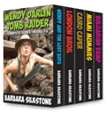 1230000311403 - Barbara Silkstone: Wendy Darlin Tomb Raider - Complete Series 1-5 - Book