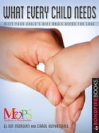 What Every Child Needs: Meet Your Child's Nine Basic Needs for Love by Elisa Morgan