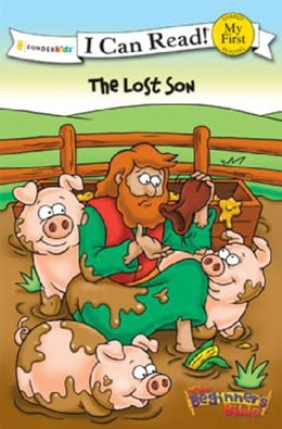Book The Beginner's Bible Lost Son by Various Authors