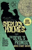 The Further Adventures of Sherlock Holmes: The Devil's Promise Cover Image