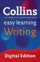 Easy Learning Writing (Collins Easy Learning English) by Collins