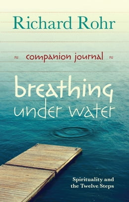 Book Breathing Under Water Companion Journal: Spirituality and the Twelve Steps by Richard Rohr